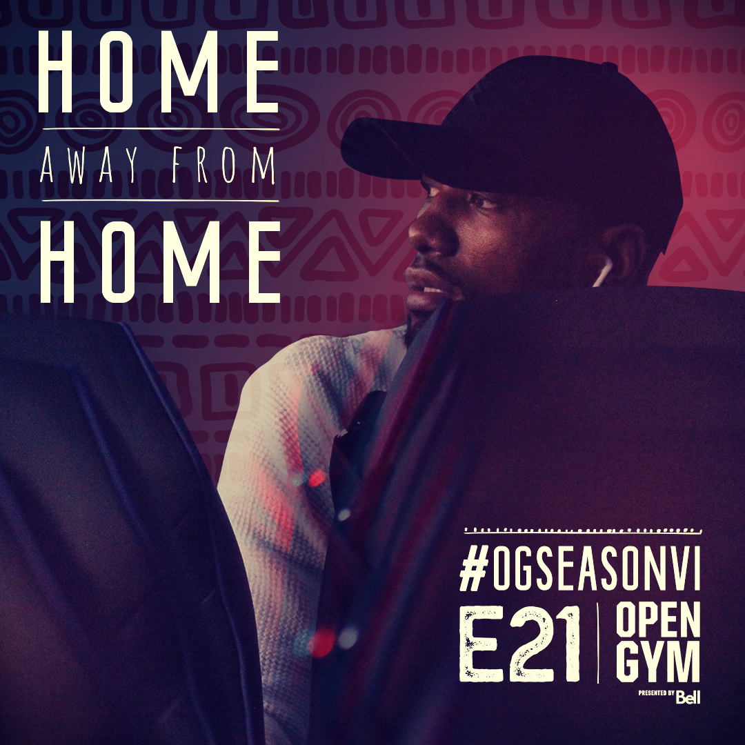 Open Gym: Home away from home